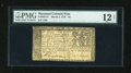 Colonial Notes:Maryland, Maryland March 1, 1770 $4 PMG Net Fine 12....