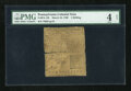 Colonial Notes:Pennsylvania, Pennsylvania March 10, 1769 1s PMG Net Good 4....