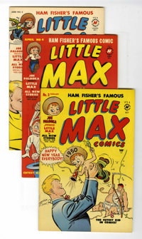 Little Max File Copies Group (Harvey, 1950-61) Condition: Average VF/NM.... (Total: 68 Comic Books)