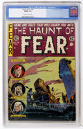 Golden Age (1938-1955):Horror, Haunt of Fear #28 (EC, 1954) CGC FN/VF 7.0 Off-white to whitepages....