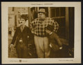 """Sunnyside (First National, 1919). Lobby Card (11"""" X 14""""). Comedy. Starring Charles Chaplin, Edna Purviance, To..."""