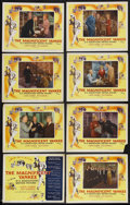 """Movie Posters:Drama, The Magnificent Yankee (MGM, 1950). Lobby Card Set of 8 (11"""" X 14""""). Biographical Drama. Starring Louis Calhern, Ann Harding... (Total: 8 Items)"""