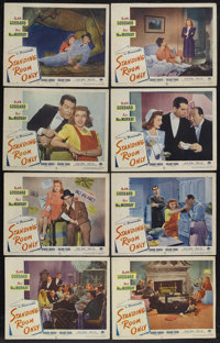 """Standing Room Only (Paramount, 1944). Lobby Card Set of 8 (11"""" X 14""""). Comedy. Starring Paulette Goddard, Fred..."""