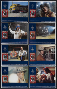 "Bronco Billy (Warner Brothers, 1980). Lobby Card Set of 8 (11"" X 14""). Adventure. Starring Clint Eastwood, Son..."