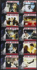 """Movie Posters:Action, Mission: Impossible (Paramount, 1996). Lobby Card Set of 10 (11"""" X14""""). Action. Starring Tom Cruise, Jon Voight, Jean Reno ...(Total: 10 Items)"""
