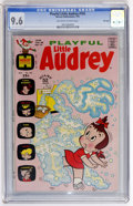 Bronze Age (1970-1979):Humor, Playful Little Audrey #102 File Copy (Harvey, 1972) CGC NM+ 9.6 Off-white to white pages....