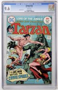 Bronze Age (1970-1979):Adventure, Tarzan #237 (DC, 1975) CGC NM+ 9.6 White pages....