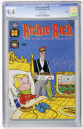 Bronze Age (1970-1979):Cartoon Character, Richie Rich #102 File Copy (Harvey, 1971) CGC NM 9.4 Whitepages....