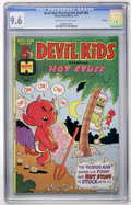 Bronze Age (1970-1979):Cartoon Character, Devil Kids #68 File Copy (Harvey, 1975) CGC NM+ 9.6 Off-white towhite pages....