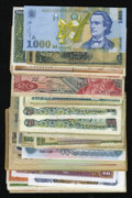 World Currency: , Vietnam and Others.. ... (Total: 63 notes)