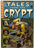 Golden Age (1938-1955):Horror, Tales From the Crypt #29 (EC, 1952) Condition: FN....