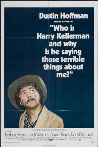 "Who Is Harry Kellerman and Why Is He Saying Those Terrible Things About Me? (National General, 1971). One Sheet (27""..."