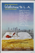 "Movie Posters:Drama, Welcome to L.A. (United Artists, 1976). One Sheet (27"" X 41""). Drama...."