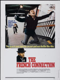 "Movie Posters:Academy Award Winner, The French Connection (20th Century Fox, 1971). Poster (30"" X 40"").Academy Award Winner...."