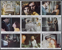 "The Collector (Columbia, 1965). Color Stills (9) (8"" X 10""). Thriller.... (Total: 9 Items)"