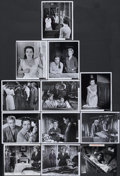 """Movie Posters:Mystery, Les Diaboliques (United Motion Pictures Organization, 1955 andR-1960s). Stills (12) (8"""" X 10""""). Mystery.... (Total: 12 Items)"""