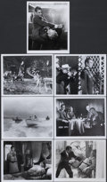 """Movie Posters:James Bond, From Russia with Love (United Artists, 1964). Stills (7) (8"""" X 10""""). James Bond.... (Total: 7 Items)"""