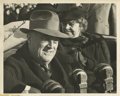 Autographs:U.S. Presidents, Franklin D. & Eleanor Roosevelt: Photo Signed by Both...