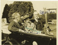 Autographs:U.S. Presidents, Franklin D. Roosevelt: Photograph Signed as President.. ...