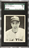 Baseball Cards:Singles (1930-1939), 1939 Play Ball Joe DiMaggio #26 SGC 84 NM 7. Displaying a quality higher than what had been seen previous, the 1939 Play Bal...