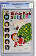 Bronze Age (1970-1979):Humor, Richie Rich Success Stories #42 File Copy (Harvey, 1972) CGC NM+9.6 Off-white to white pages....