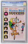 Bronze Age (1970-1979):Humor, Richie Rich Success Stories #57 File Copy (Harvey, 1974) CGC NM+ 9.6 Off-white to white pages....