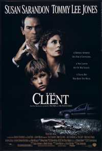 """The Client (Warner Brothers, 1994). One Sheet (27"""" X 40"""") DS. Drama"""
