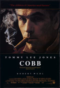 "Movie Posters:Sports, Cobb (Warner Brothers, 1994). One Sheet (27"" X 40"") DS. Sports...."