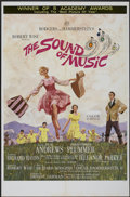 "Movie Posters:Academy Award Winner, The Sound of Music (20th Century Fox, 1965). One Sheet (27"" X 41"")Academy Award Style. Musical...."