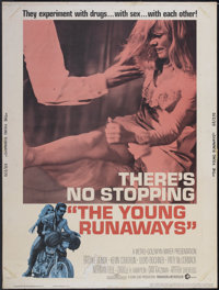 "The Young Runaways (MGM, 1968). Poster (30"" X 40""). Drama"