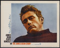 """Movie Posters:Documentary, The James Dean Story (Warner Brothers, 1957). Lobby Card (11"""" X 14""""). Documentary...."""