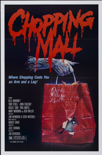 "Chopping Mall (Concorde/Trinity, 1986). One Sheet (27"" X 41""). Horror"