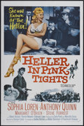 """Movie Posters:Western, Heller in Pink Tights (Paramount, 1960). One Sheet (27"""" X 41""""). Western...."""
