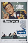 "Movie Posters:Comedy, The Incredible Mr. Limpet (Warner Brothers, 1964). One Sheet (27"" X 41""). Comedy...."