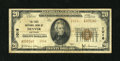 National Bank Notes:Colorado, Denver, CO - $20 1929 Ty. 2 The First NB Ch. # 1016. ...