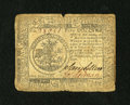 Colonial Notes:Continental Congress Issues, Continental Currency July 22, 1776 $5 Fine....