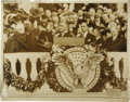 Autographs:U.S. Presidents, Franklin D. Roosevelt: Signed Photograph Taking the Oath of Office....