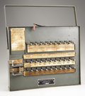 Political:3D & Other Display (1896-present), Presidential Election of 1936, Instructional Automatic Voting Machine....