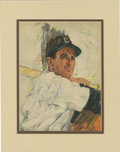 """Autographs:Photos, """"Luke"""" Appling Signed Lithograph. Having spent his entire majorleague playing days with the Chicago White Sox, Appling at ..."""
