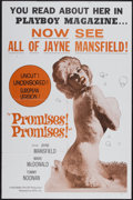 "Movie Posters:Sexploitation, Promises! Promises! (NTD, 1963). One Sheet (27"" X 41"").Sexploitation...."