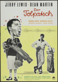 """Movie Posters:Sports, The Caddy (Paramount, R-1964). German A1 (23"""" X 33""""). Sports...."""