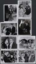 "Movie Posters:Academy Award Winner, Gone with the Wind (MGM, R-1947). Black and White Stills (8) (8"" X10""). Academy Award Winner.... (Total: 8 Items)"