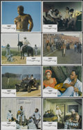 "Movie Posters:Black Films, Leadbelly (Paramount, 1976). Lobby Card Set of 8 (11"" X 14""). BlackFilms.... (Total: 8 Items)"