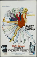 "Movie Posters:Musical, Sweet Charity (Universal, 1969). Belgian (14"" X 21.5""). Musical...."