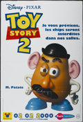 "Movie Posters:Animated, Toy Story 2 (Buena Vista, 1999). French Grande (46.5"" X 68"") DS.Animated...."
