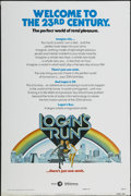"Movie Posters:Science Fiction, Logan's Run (MGM/UA, 1976). One Sheet (27"" X 41"") Advance. ScienceFiction...."