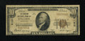 National Bank Notes:Kentucky, Lebanon, KY - $10 1929 Ty. 1 The Marion NB Ch. # 2150. ...