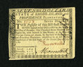 Colonial Notes:Rhode Island, Rhode Island July 2, 1780 $7 Fully Signed New....
