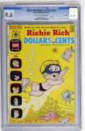 Bronze Age (1970-1979):Cartoon Character, Richie Rich Dollars and Cents #57 File Copy (Harvey, 1973) CGC NM+9.6 Off-white to white pages....