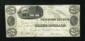 Obsoletes By State:Kentucky, Newport, KY- Newport Lyceum $3 May 1, 1837. ...